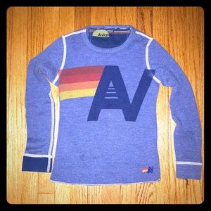 Aviator Nation Kids Thermal size 4t